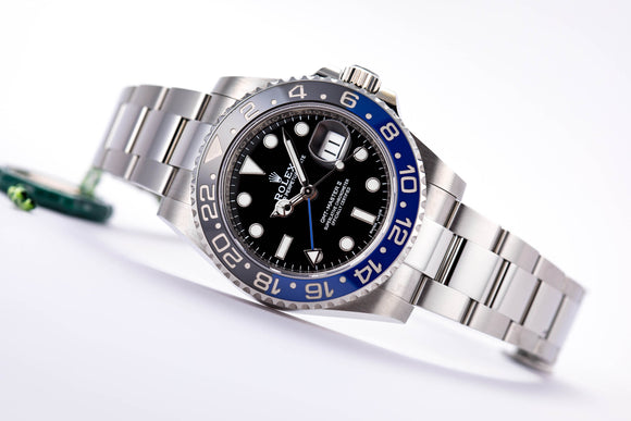 Rolex GMT Master II blue/black 116710BLNR -