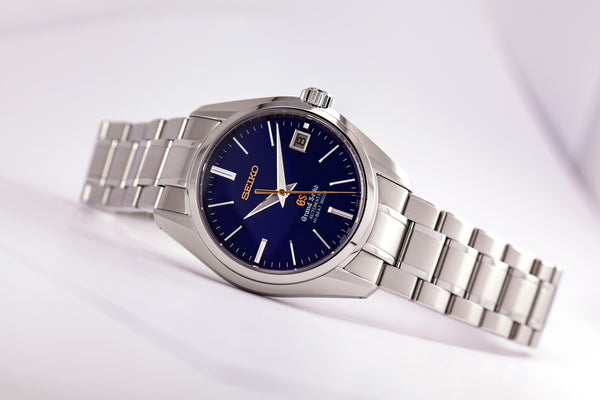 Grand Seiko Hi Beat Blue Boutique Ltd. Edition (Sold out) - The Luxury Well