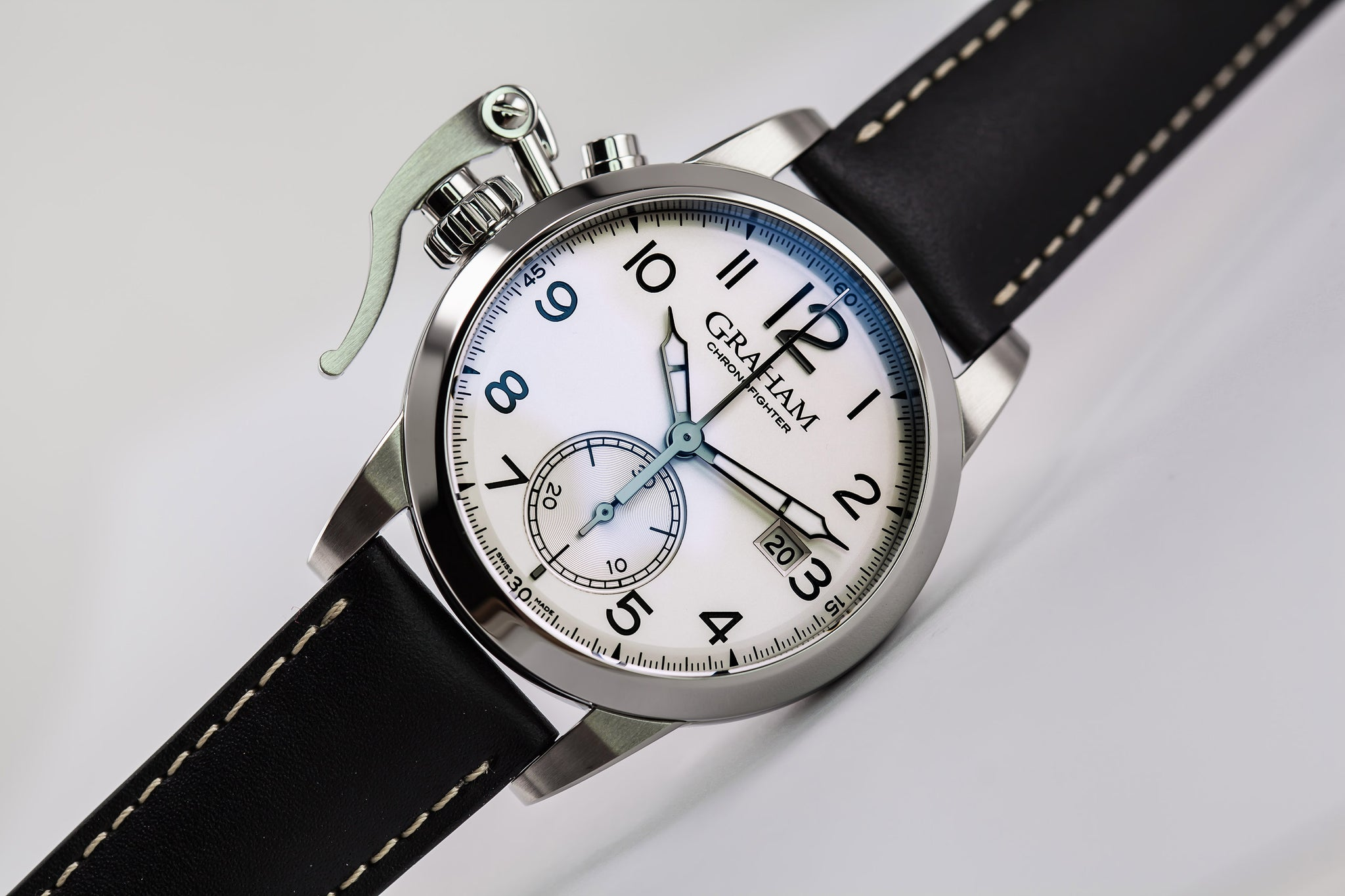 Graham Chronofighter Chronograph Classic