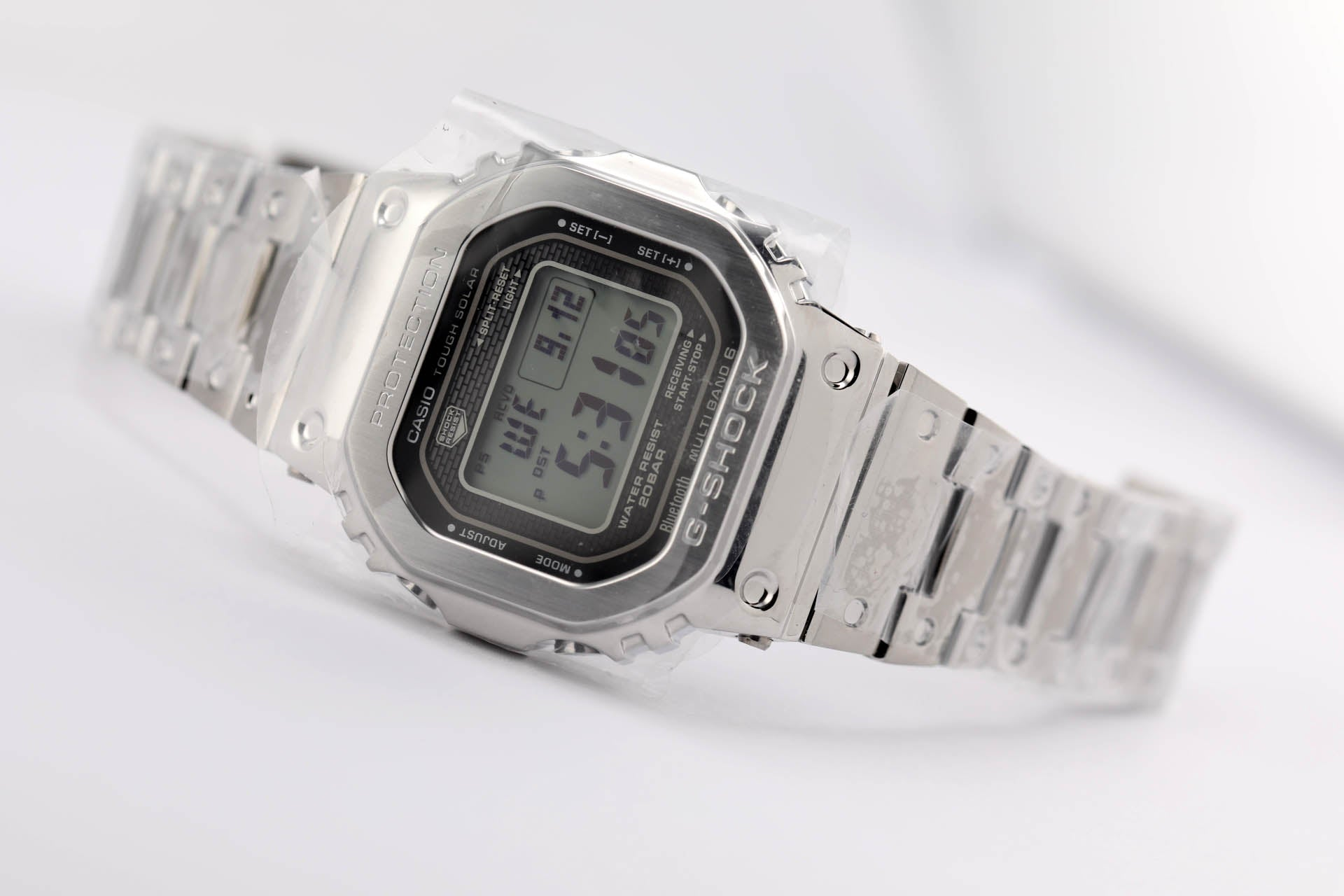 Casio G-Shock Full Metal GMW-B5000D 35th Anniversary Edition