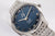 Omega De Ville Co-Axial Automatic Chronometer Blue Dial 41mm - The Luxury Well