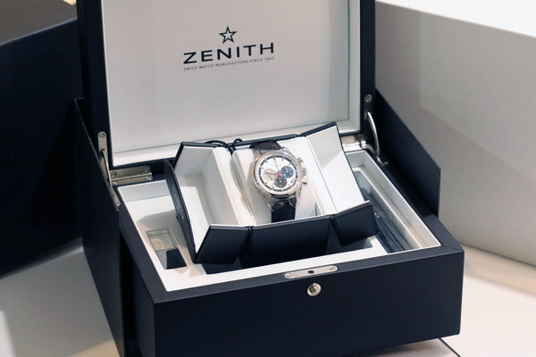 Zenith Chronomaster El Primero - Special Order - The Luxury Well