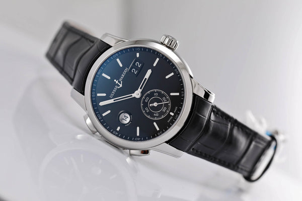Ulysse Nardin Dual Time - The Luxury Well