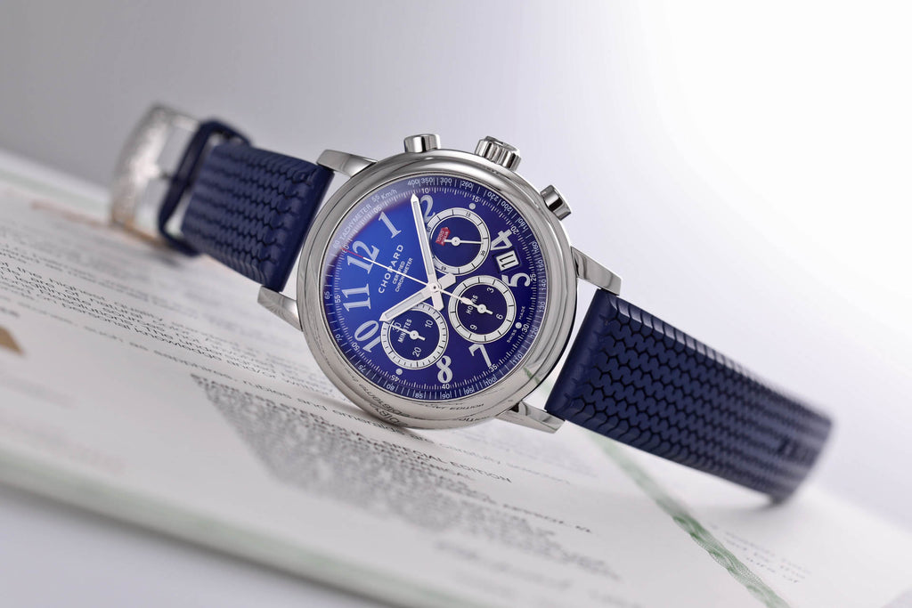 Chopard Super Rare Mille Miglia Ltd. Ed. for Porsche 5/5