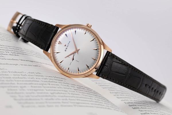 Zenith Elite Ultra Thin - The Luxury Well
