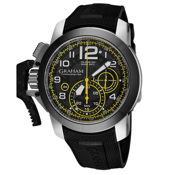 Graham Chronofighter Automatic - The Luxury Well