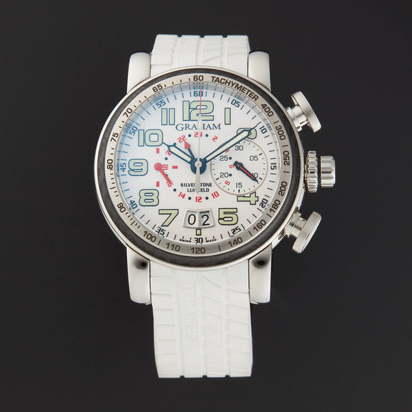 Graham Silverstone Luffield GMT Limited edition - The Luxury Well