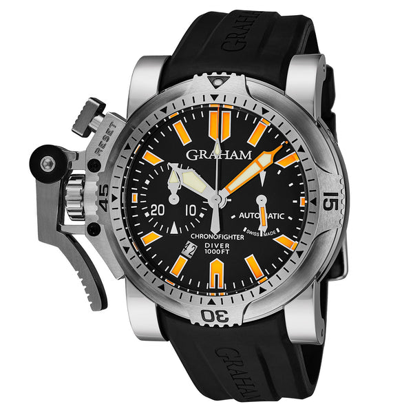 Graham Chronofighter Chronofighter - The Luxury Well