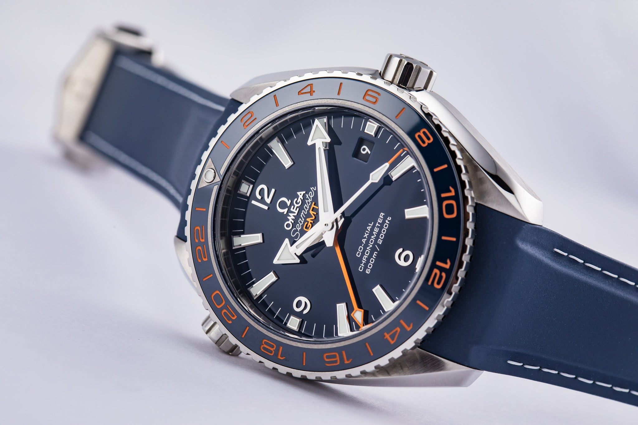 Omega Planet Ocean GMT 600 Good Planet Edition