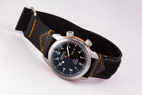 Bremont Martin-Baker Orange MBII/OR - The Luxury Well