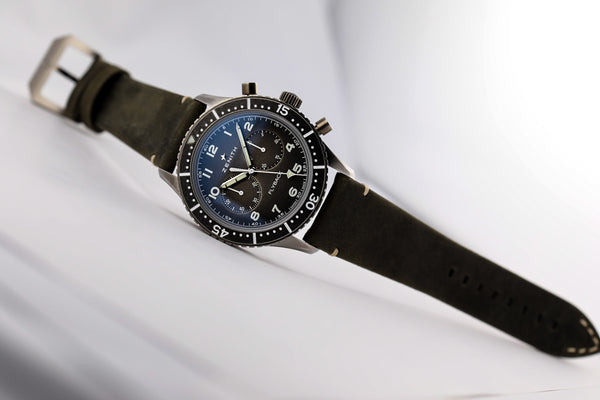 Zenith Pilot Cronometro Tipo CP-2 Flyback Chronograph Auto Grey - The Luxury Well