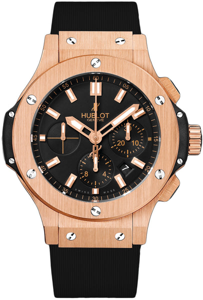 Hublot Big Bang Chronograph 44mm 18kt Rose Gold