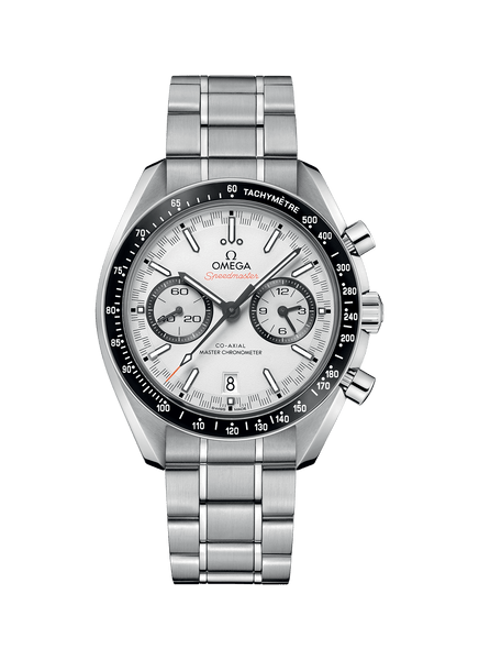 Omega Speedmaster Racing Chronograph Co-Axial Master-Chronometer 44.25mm - The Luxury Well