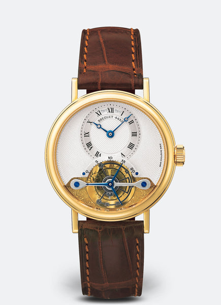 Breguet Classique Complications 3357 Tourbillon 18kt Yellow Gold - The Luxury Well