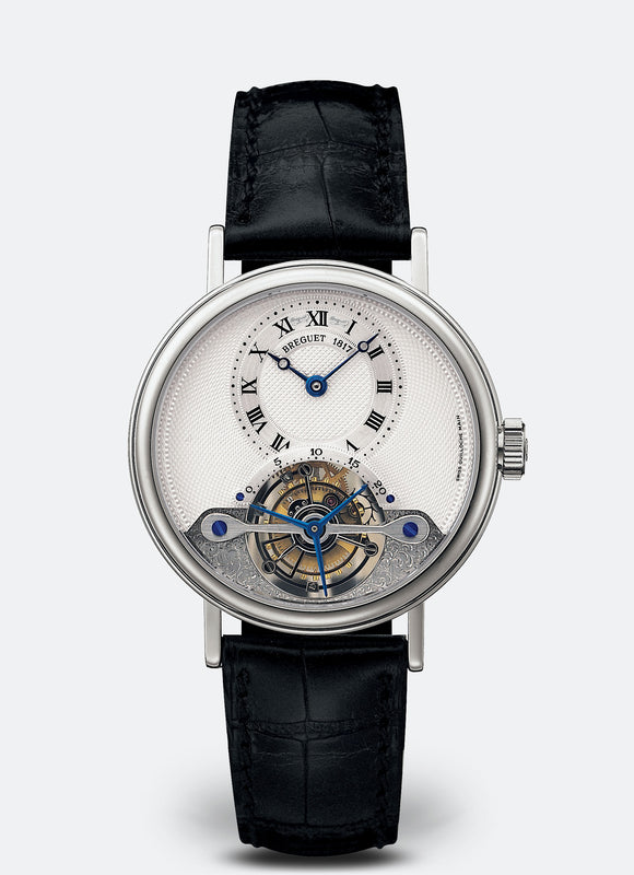 Breguet Classique Complications 3357 Tourbillon 18kt White Gold - The Luxury Well