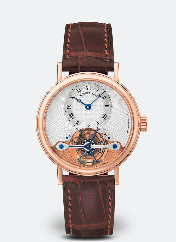 Breguet Classique Complications 3357 Tourbillon 18kt Rose Gold - The Luxury Well