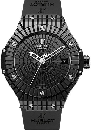 Hublot Big Bang Caviar Black Dial 44mm