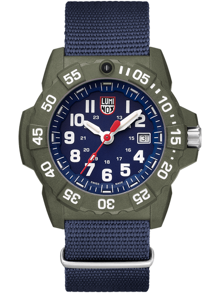 Luminox Navy SEAL Ref. 3503.ND - The Luxury Well