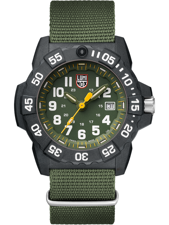 Luminox Navy SEAL Ref. 3517 - The Luxury Well