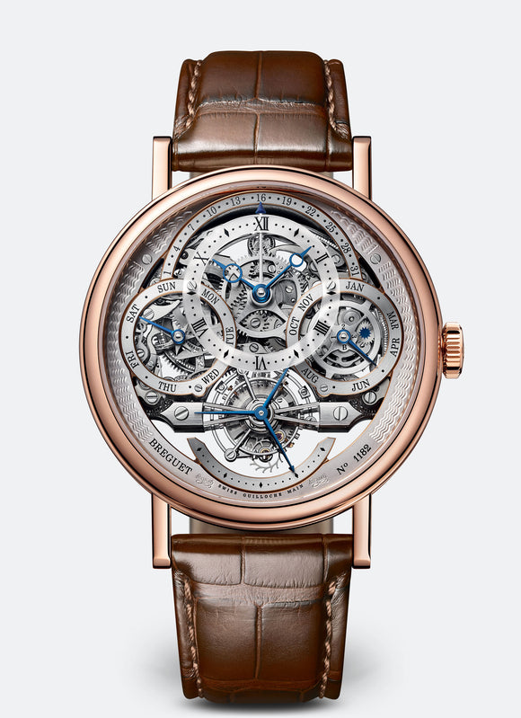 Breguet Classique Complications 3795 18kt Rose Gold - The Luxury Well
