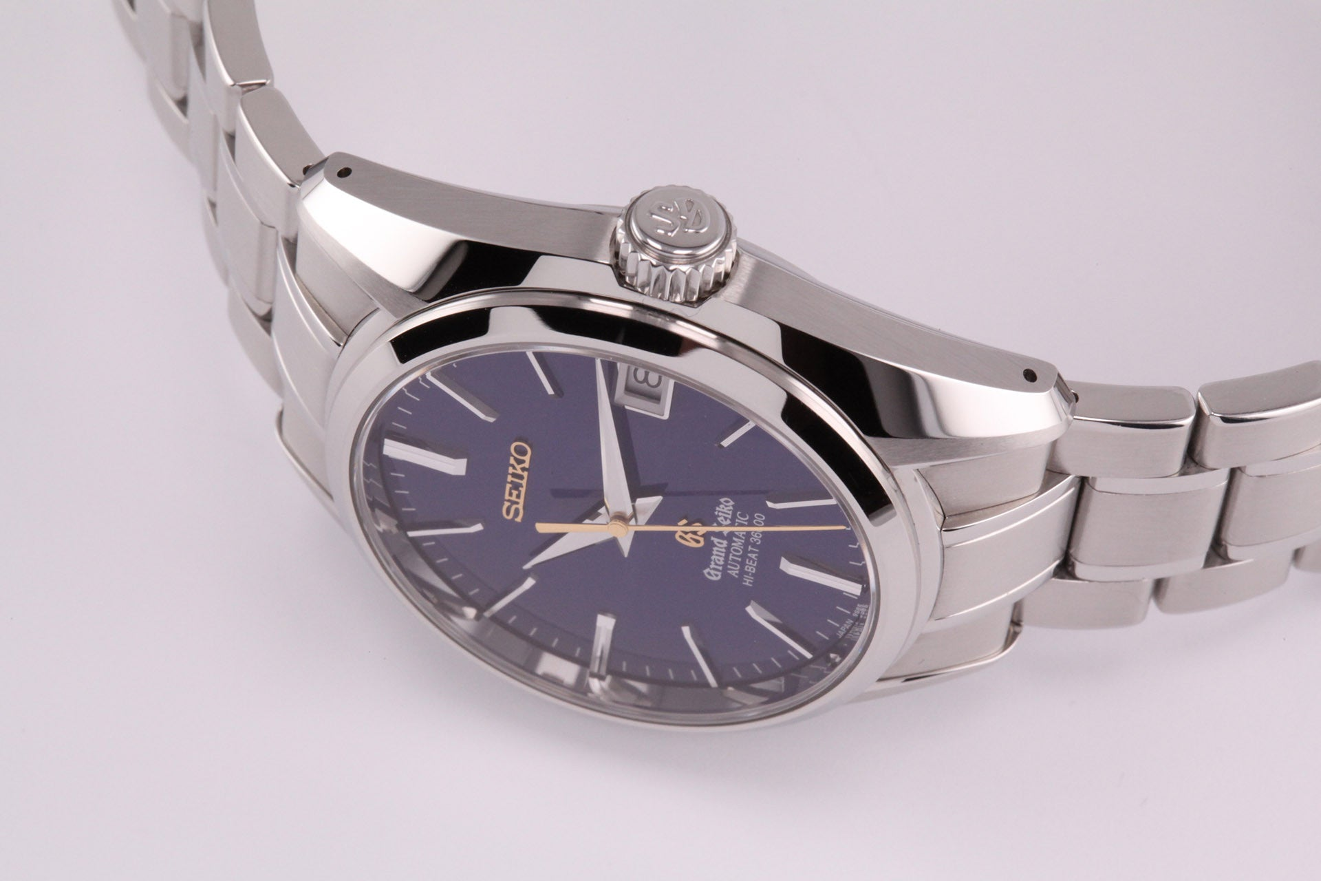 Grand Seiko Hi Beat Blue Boutique Ltd. Edition (Sold out)