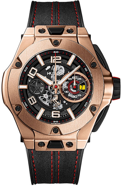 Hublot Big Bang Ferrari UNICO 45mm - The Luxury Well