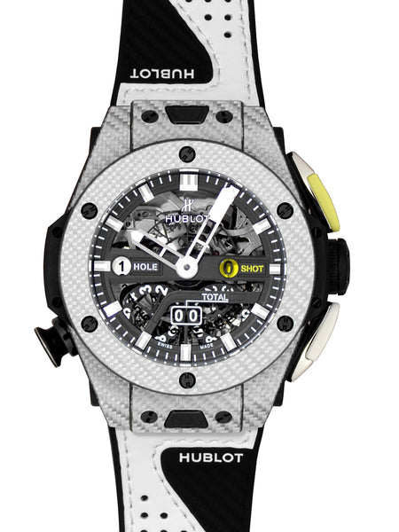 Hublot UNICO Golf Skeleton Dial 45mm