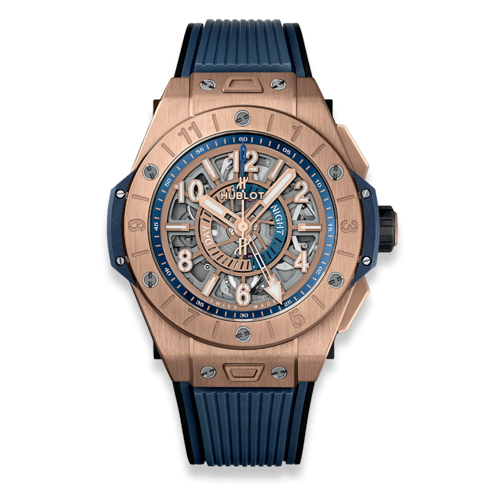Hublot Big Bang Unico GMT King Gold 45mm