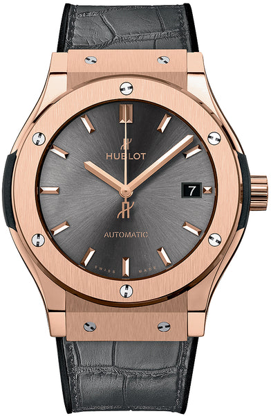 Hublot Classic Fusion Automatic Racing Grey King Gold