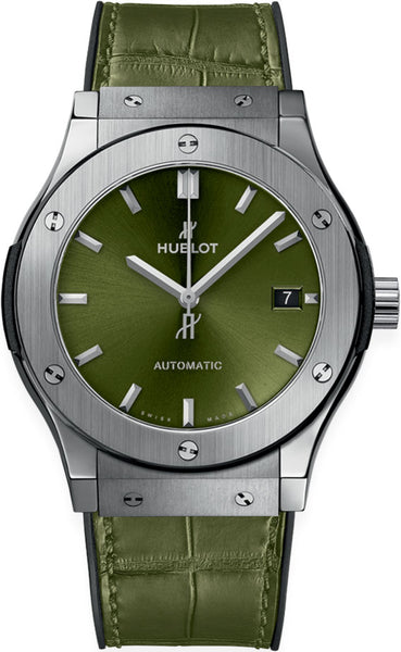 Hublot Classic Fusion Automatic 45mm Green