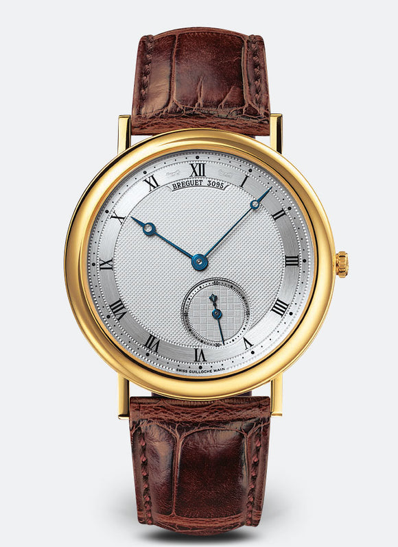 Breguet Classique 5140 Automatic 18kt Yellow Gold Silver Dial - The Luxury Well