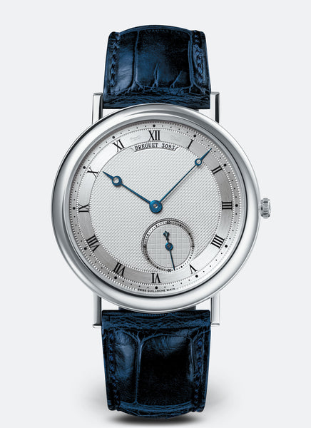 Breguet Classique 5140 Automatic 18kt White Gold Silver Dial - The Luxury Well