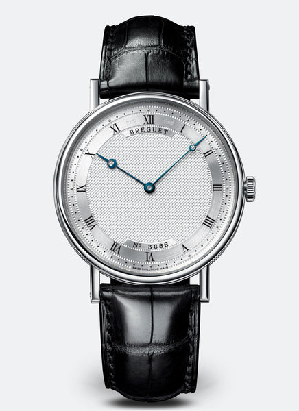 Breguet Classique Automatic Ultra Slim White Gold - The Luxury Well