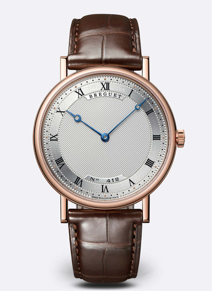Breguet Classique Automatic Ultra Slim Rose Gold - The Luxury Well