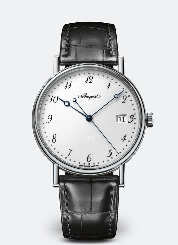 Breguet Classique 18kt White Gold White Dial - The Luxury Well