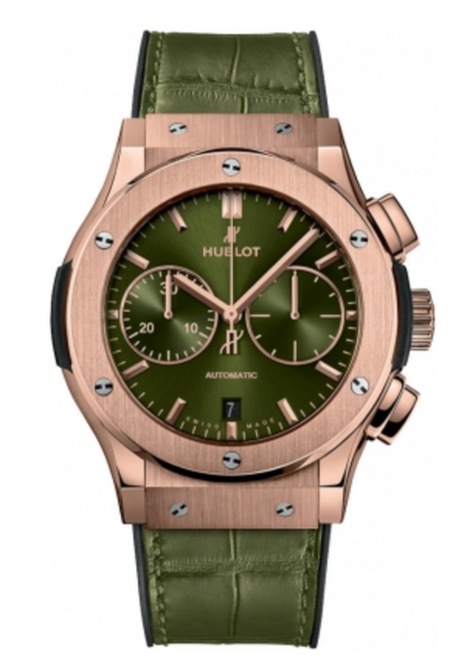 Hublot Classic Fusion Chronograph 45mm - The Luxury Well