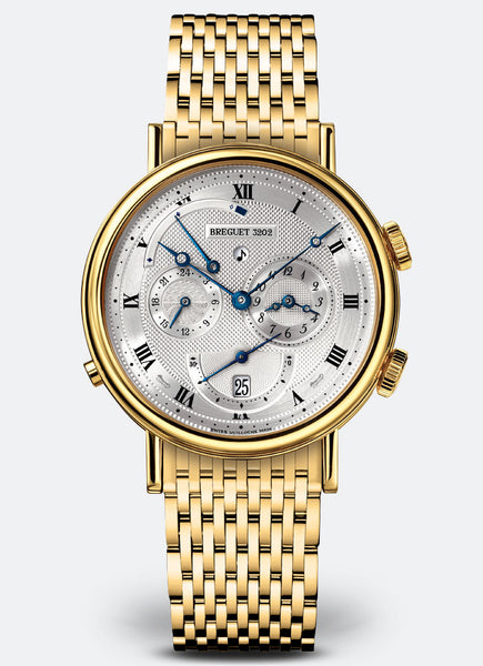 Breguet Classique Alarm Le Reveil du Tsar 18kt Yellow Gold - The Luxury Well