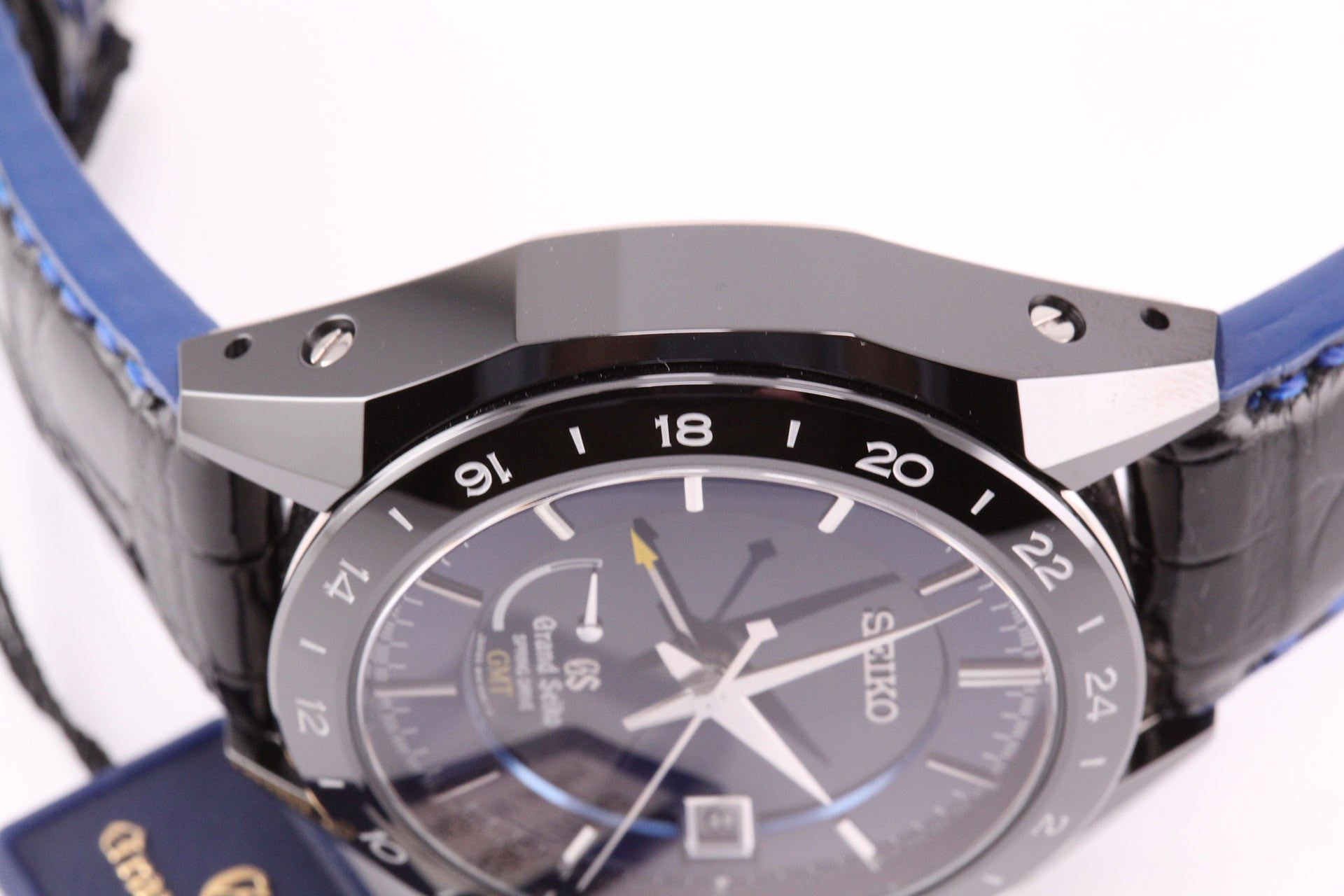 Grand Seiko Spring Drive Sport GMT Blue Ceramic Ltd. Edition