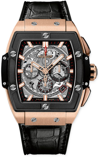 Hublot Spirit of Big Bang Chronograph 42mm - The Luxury Well