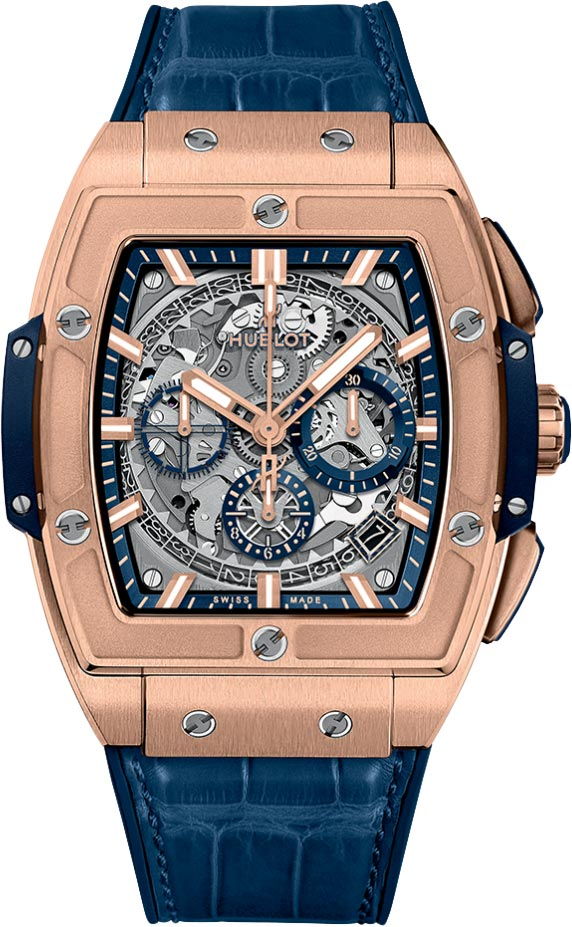 Hublot Spirit Of Big Bang King Gold 42mm