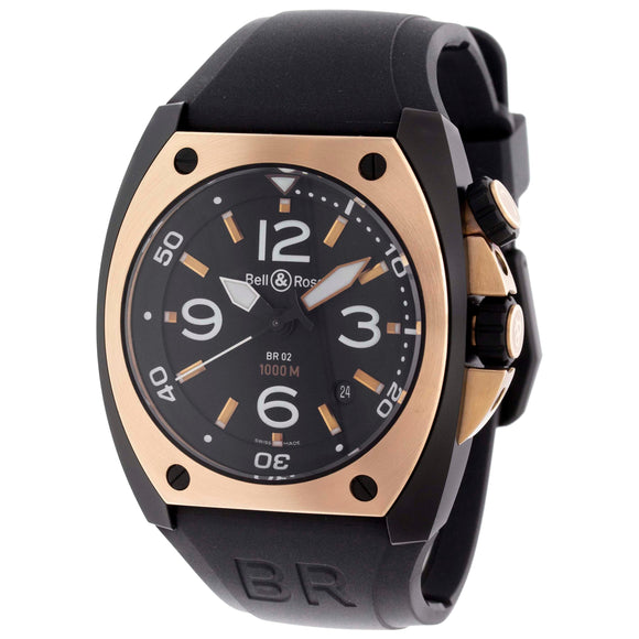 Bell & Ross BR 02 - The Luxury Well