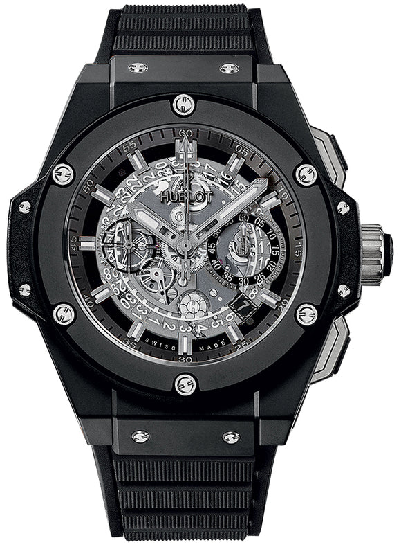 Hublot King Power Unico Chronograph Black Magic 48mm