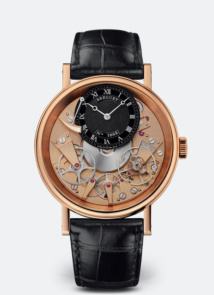 Breguet Tradition Manual Wind 18kt Rose Gold - The Luxury Well