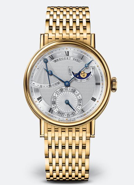 Breguet Classique 7137 Power Reserve 18kt Yellow Gold - The Luxury Well