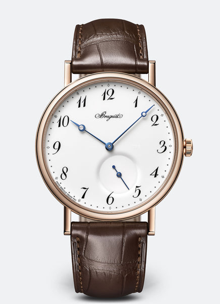 Breguet Classique 7147 Automatic 18kt Rose Gold - The Luxury Well