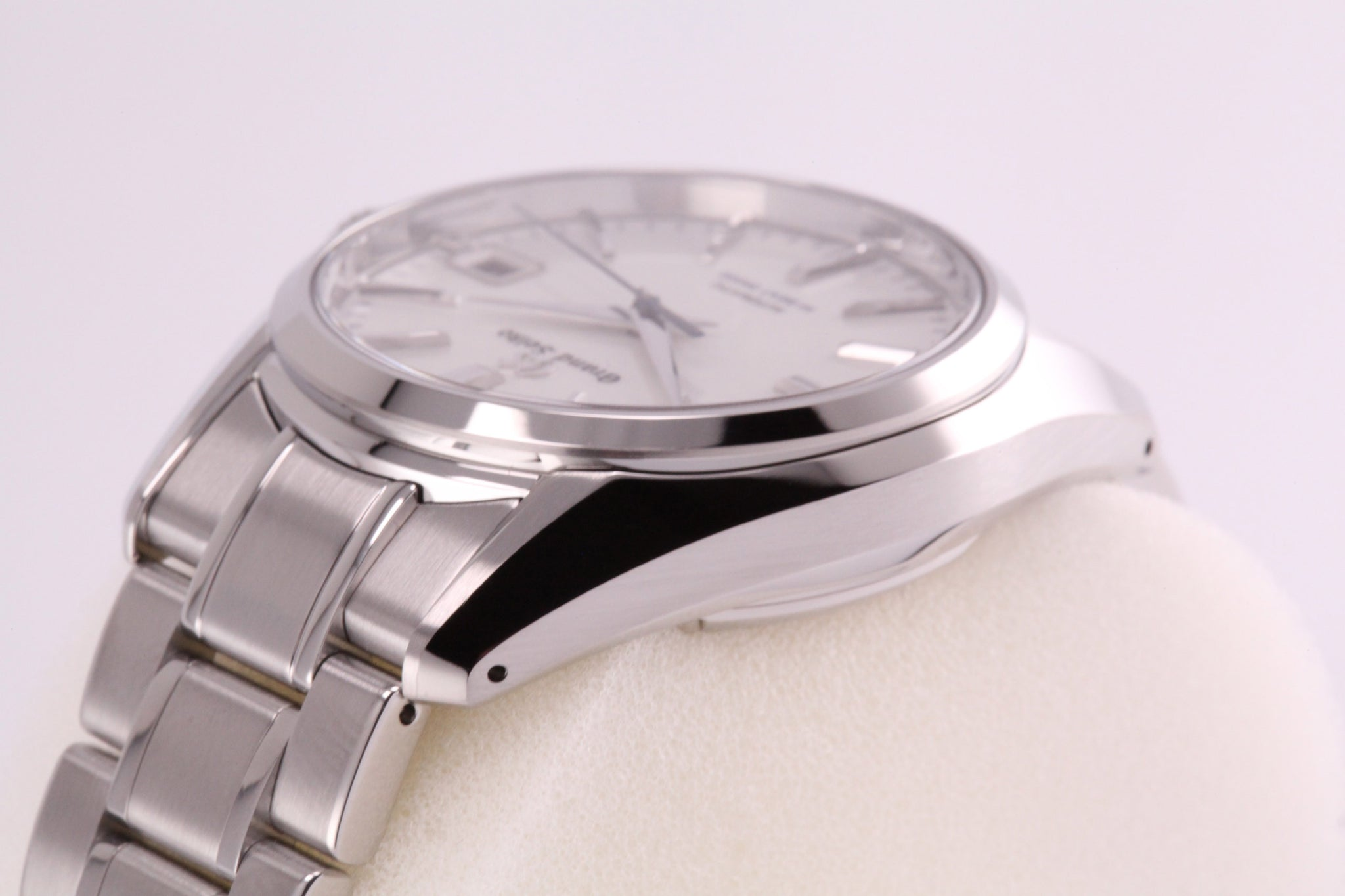Grand Seiko Automatic Hi Beat Silver Dial (New Model)