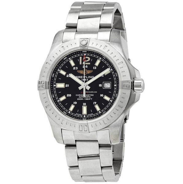 Breitling Colt Automatic Chronometer Black - The Luxury Well