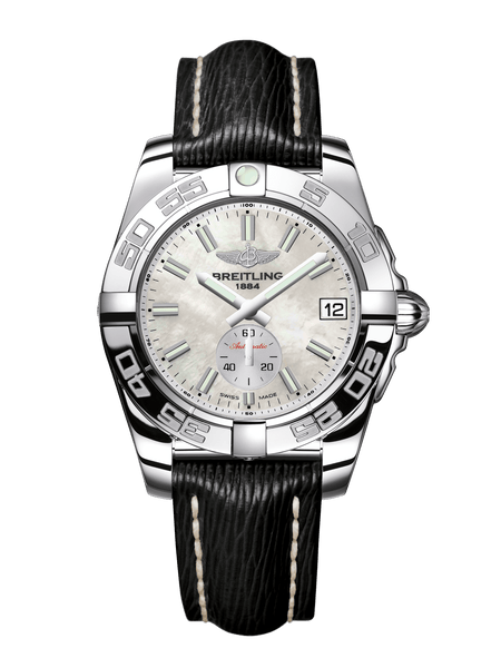 Breitling Galactic 36 Automatic Stainless Steel - The Luxury Well