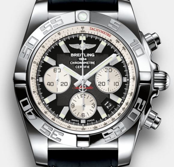 Breitling Chronomat 44 Stainless Steel Black