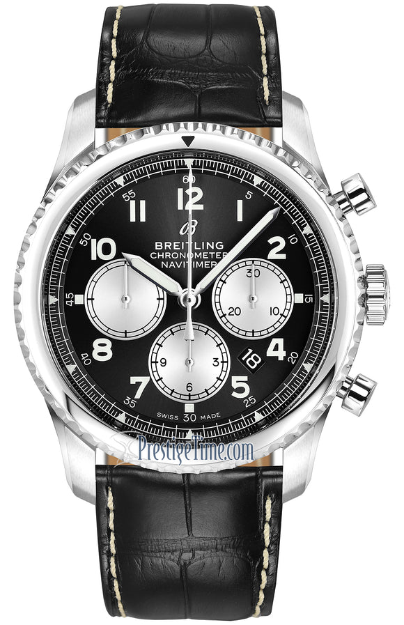 Breitling Navitimer 8 Chronograph Stainless Steel - The Luxury Well